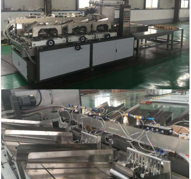 450 Type Automatic Partation Paper Partation Assembler