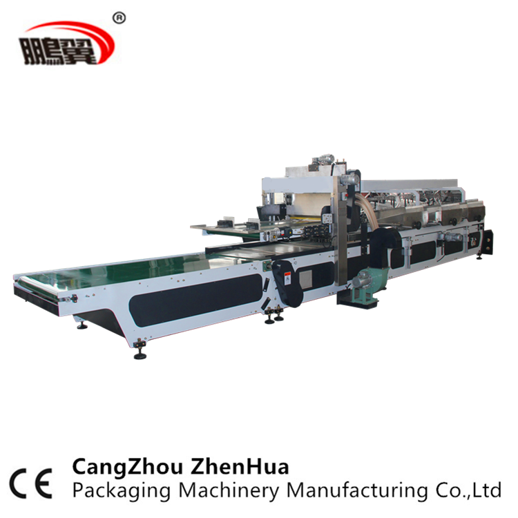 ZH-GY3D 450 Auto Partition Machine For Paperboard