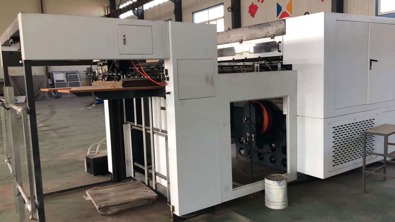 Zhenhua Packaging Machinery Is In The Promotion