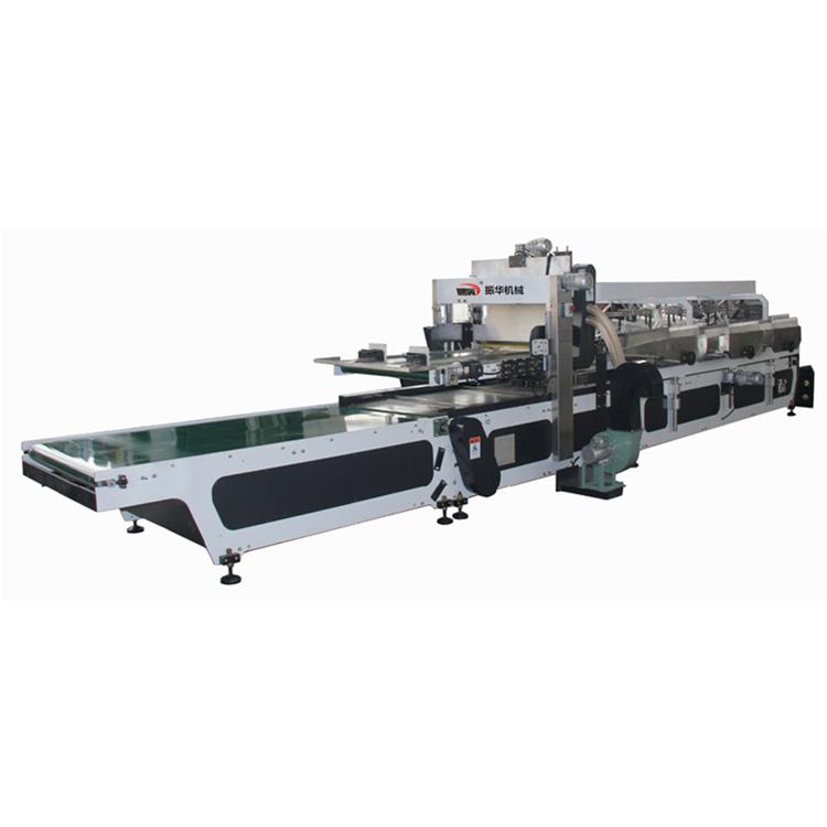 600 Automatic partition assembler machine