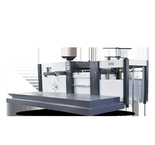 ZHMY1650 Die Cutting and Creasing Machine