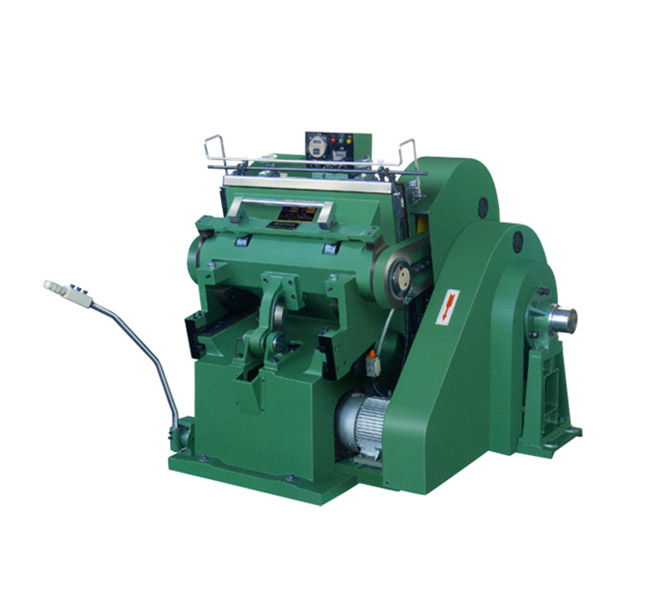 ZHML Series Manual Die Cutting And Creasing Machine