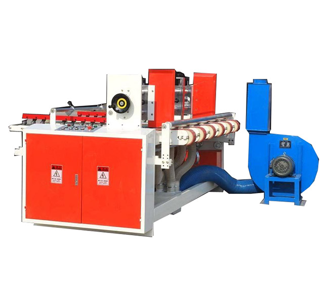 Feeding Paper Machine