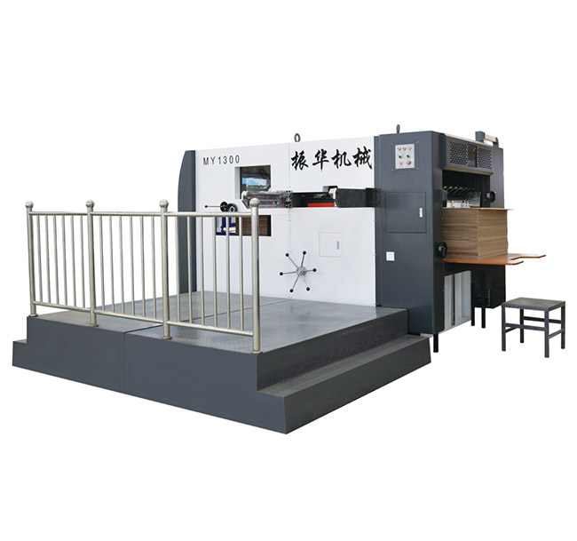 Die Cutting and Creasing Machine 1300/1500