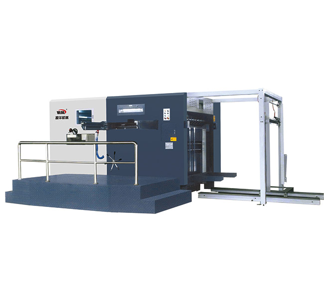 Manual Automatic Die Cutting and Creasing Machine ZHMY-1650