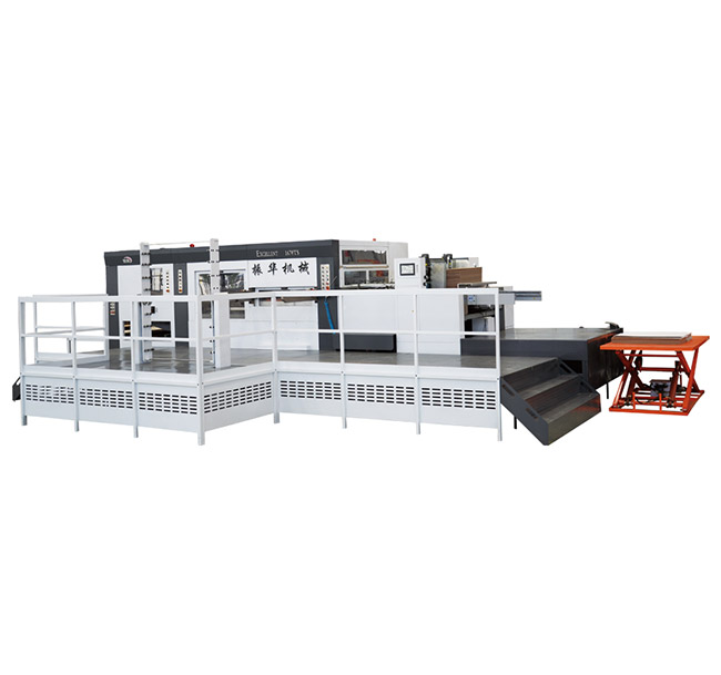 Automatic Die Cutting and Creasing Machine