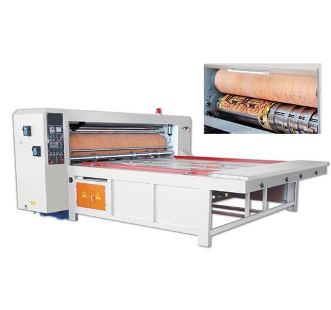 MQJ Series Rotary Roller Die-Cutting Machine