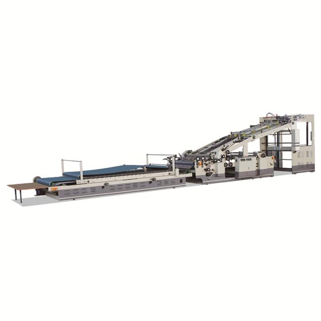 ZH-BHT Automatic Flute Laminator Machine