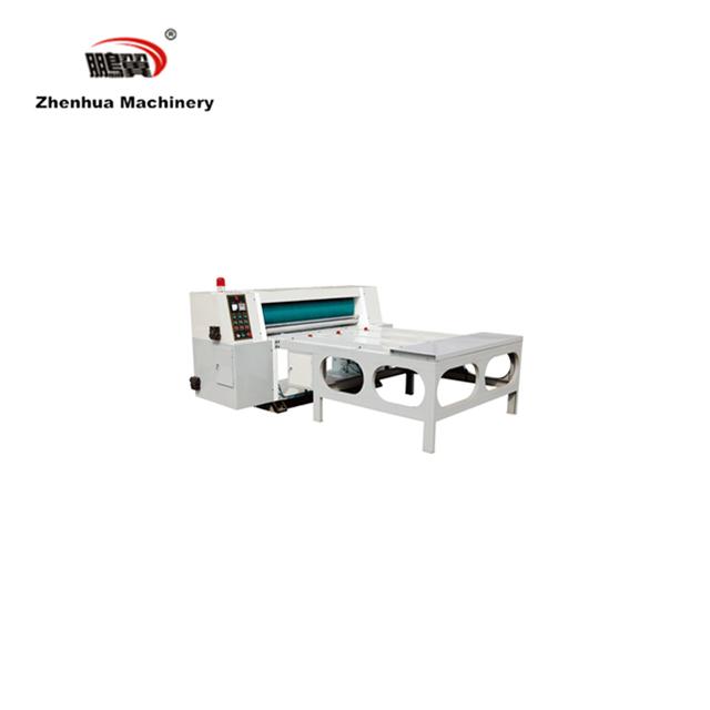 MQJ480-2400 Semi automatic Rotary die cutter