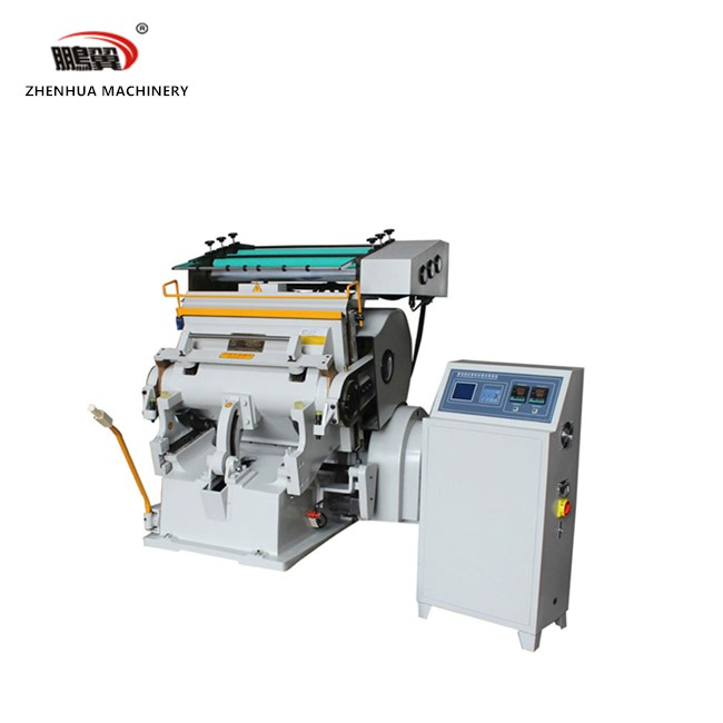 TYMB-1100 Hot Foil Stamping Machine For Corrugated Box