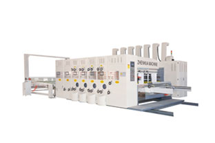 What Are The Industry Advantages Of Flexo Printing Machine?