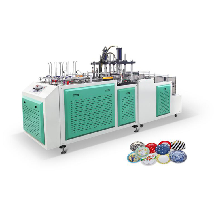 500Y High speed paper plate making machine (Hydraulic type)