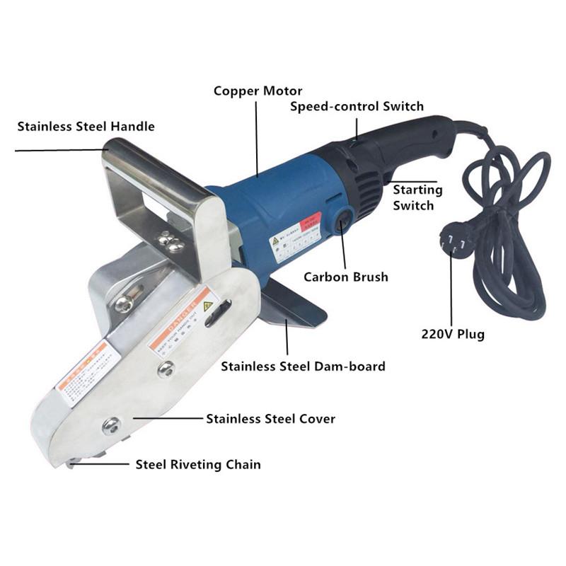 ZH-2536A new pneumatic carton waste paper stripper machine