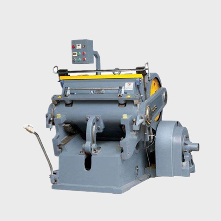 ZH-ML1600 Semi automatic sheet carton paper die cutting cutter machine