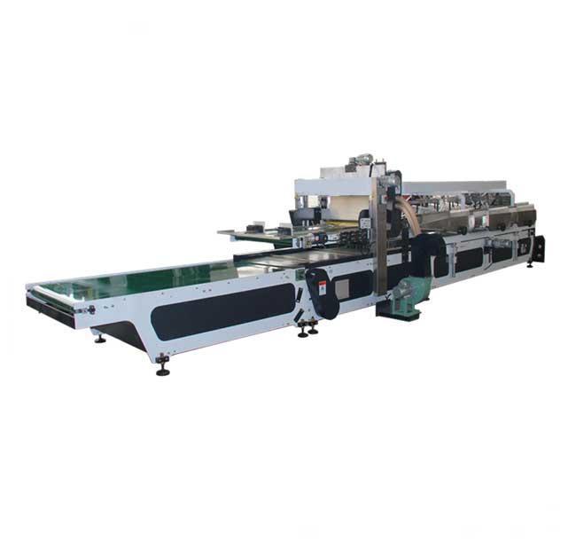 ZH-GY450 Automatic corrugated patition assembler corrugated box lnserter machine